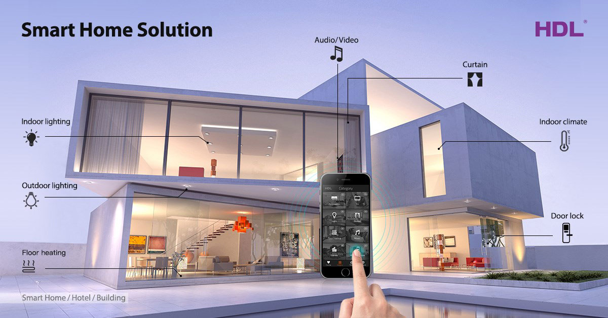 Automazioni HDL-IT • Domotica e Smart Home